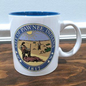 NWT Parks & Recreation City of Pawnee 20 oz. Mug